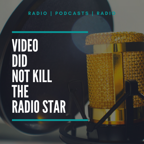 video did not kill the radio star anna rabe radio podcasts