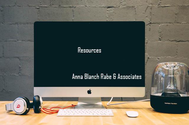 Resources Anna Blanch Rabe & Associates