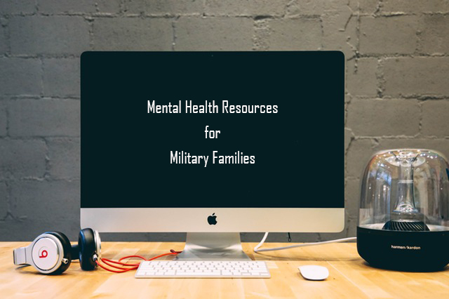 mental health resources for military families