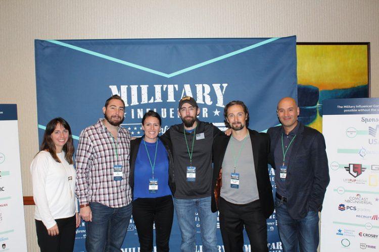 Shark Tank Survivors at #Milblogging17 Military Influencer Conference