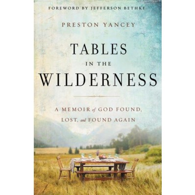 Tables in the Willderness 5 books to help you grow