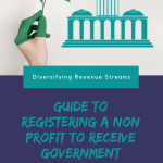 Registering a non profit in the system of award management