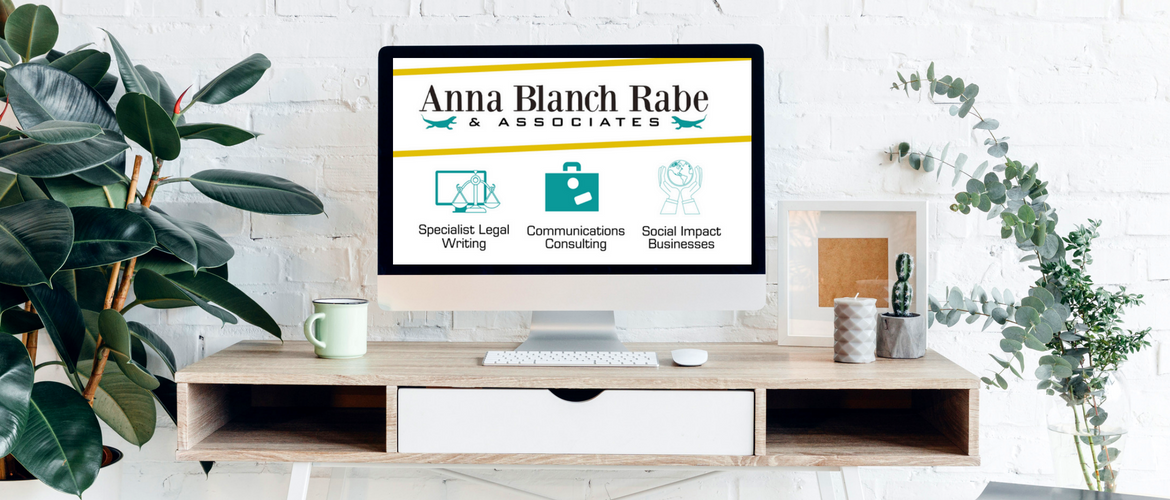 Specialist Writing Communications Consulting Social Impact Anna Blanch Rabe